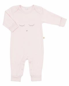 Bilde av Livly Sleeping Cutie Coverall, Pink/Grey,