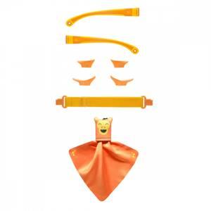 Bilde av Mokki Click & Change Accessory Kit, Gul/Orange